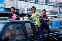 Het Festival van Songkran Royalty-vrije Stock Afbeelding