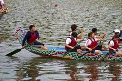 2013 het festival van Taipeh Dragon Boat Stock Foto