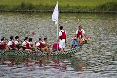 2013 het festival van Taipeh Dragon Boat Royalty-vrije Stock Afbeeldingen