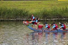 2013 het festival van Taipeh Dragon Boat Stock Afbeelding