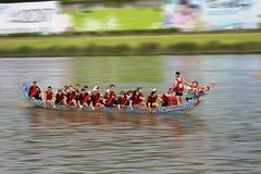 2013 het festival van Taipeh Dragon Boat Stock Foto's