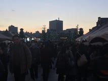 Het Festival van Yokohamakerstmis Royalty-vrije Stock Afbeeldingen