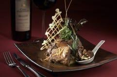 Het fijne dineren Stock Fotografie