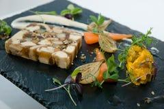 Het fijne dineren Royalty-vrije Stock Fotografie