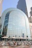 Het Financiële Centrum van de wereld Stock Afbeeldingen