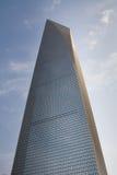 Het Financiële Centrum van de Wereld van Shanghai Stock Afbeeldingen