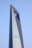 Het Financiële Centrum van de Wereld van Shanghai Royalty-vrije Stock Afbeelding