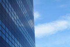 Het Financiële Centrum van Madrid Stock Fotografie