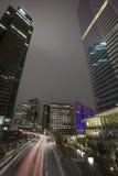 Het Financiële District van Parijs Royalty-vrije Stock Foto's