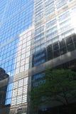 Het Financiële district van Toronto Stock Afbeelding