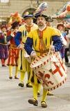 Het fiorentine nieuwe jaar Royalty-vrije Stock Afbeeldingen