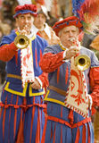Het fiorentine nieuwe jaar Royalty-vrije Stock Fotografie