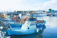 Het fishermenparadijs Royalty-vrije Stock Foto's