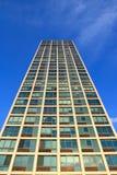 Het flatgebouw met koopflats van de luxe Royalty-vrije Stock Foto