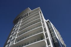 Het flatgebouw van Australië Royalty-vrije Stock Afbeelding