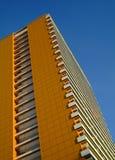 Het flatgebouw van Oost-Berlijn Stock Afbeeldingen