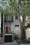 Het flatgebouw waar Janis Joplin leefde royalty-vrije stock foto