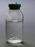 Het flesje van de geneeskunde Royalty-vrije Stock Afbeeldingen