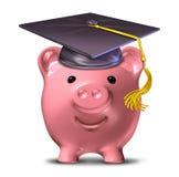 Het fonds van het onderwijs Stock Foto