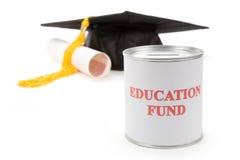 Het Fonds van het onderwijs stock afbeelding