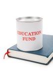 Het fonds van het onderwijs royalty-vrije stock foto