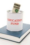 Het fonds van het onderwijs stock fotografie