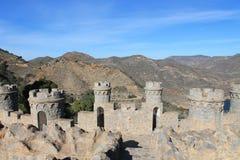 Het Fort Spanje van Europa Stock Foto