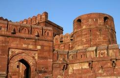 Het fort van Agra Royalty-vrije Stock Afbeeldingen