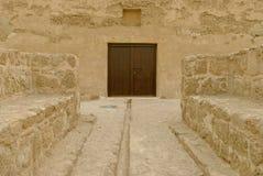 Het Fort van Arad, Bahrein Royalty-vrije Stock Foto's