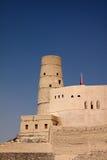 Het Fort van Bahla Royalty-vrije Stock Fotografie
