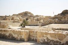 Het Fort van Bahrein Stock Afbeeldingen