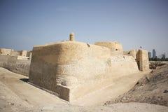 Het Fort van Bahrein Stock Foto's