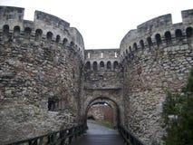 Het Fort van Belgrado royalty-vrije stock foto's