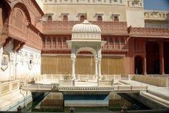 Het fort van Bikaner Royalty-vrije Stock Foto's