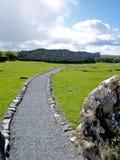 Het Fort van de Caherconnellsteen. Stock Foto's