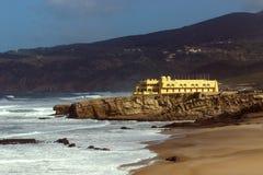 Het Fort van de kust Stock Foto's