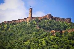 Het Fort van Jaigarh Stock Afbeelding