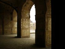 Het fort van Lahore Stock Afbeelding