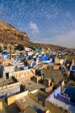 Het fort van Meherangarh Royalty-vrije Stock Foto's