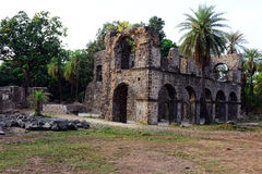 Het fort van Mumbaivasai Stock Foto's