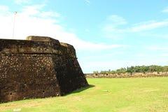 Het Fort van muurgalle Royalty-vrije Stock Afbeeldingen