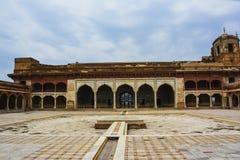 Het Fort van Sheeshmahal Lahore Stock Foto's