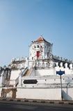 Het Fort van Sumen van Phra Stock Afbeelding