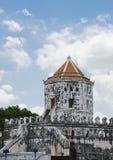 Het Fort van Sumen van Phra Stock Afbeeldingen