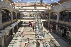 Het forum van Aveiro Stock Foto