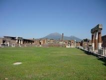 Het Forum van Pompei Royalty-vrije Stock Foto's