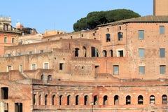Het Forum van Rome - van Trajan Royalty-vrije Stock Afbeelding