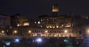 Het Forum van Trajan Stock Afbeelding