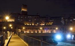 Het Forum van Trajan Royalty-vrije Stock Fotografie