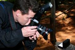 Het fotograferen royalty-vrije stock foto's